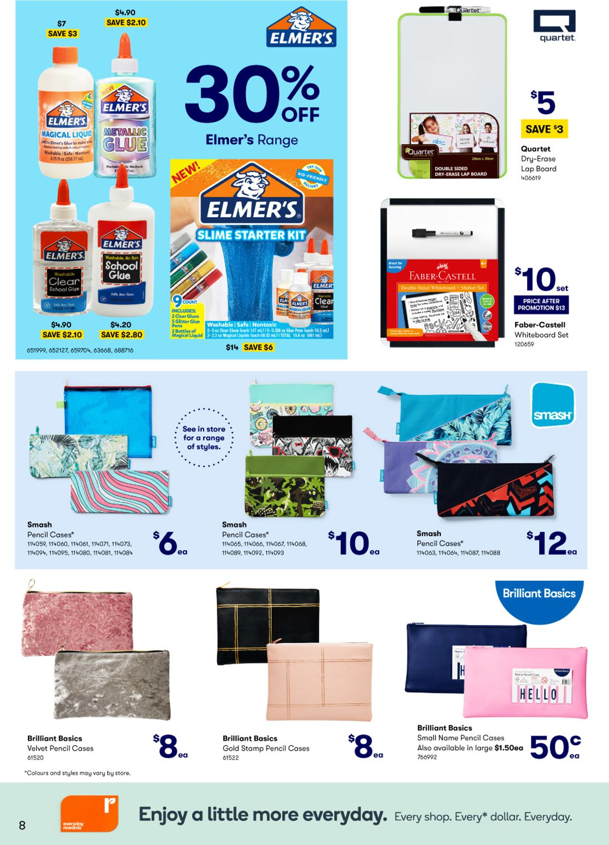 BIG W - Back to School Catalogue - 31/12-13/01/2021 (Page 8)