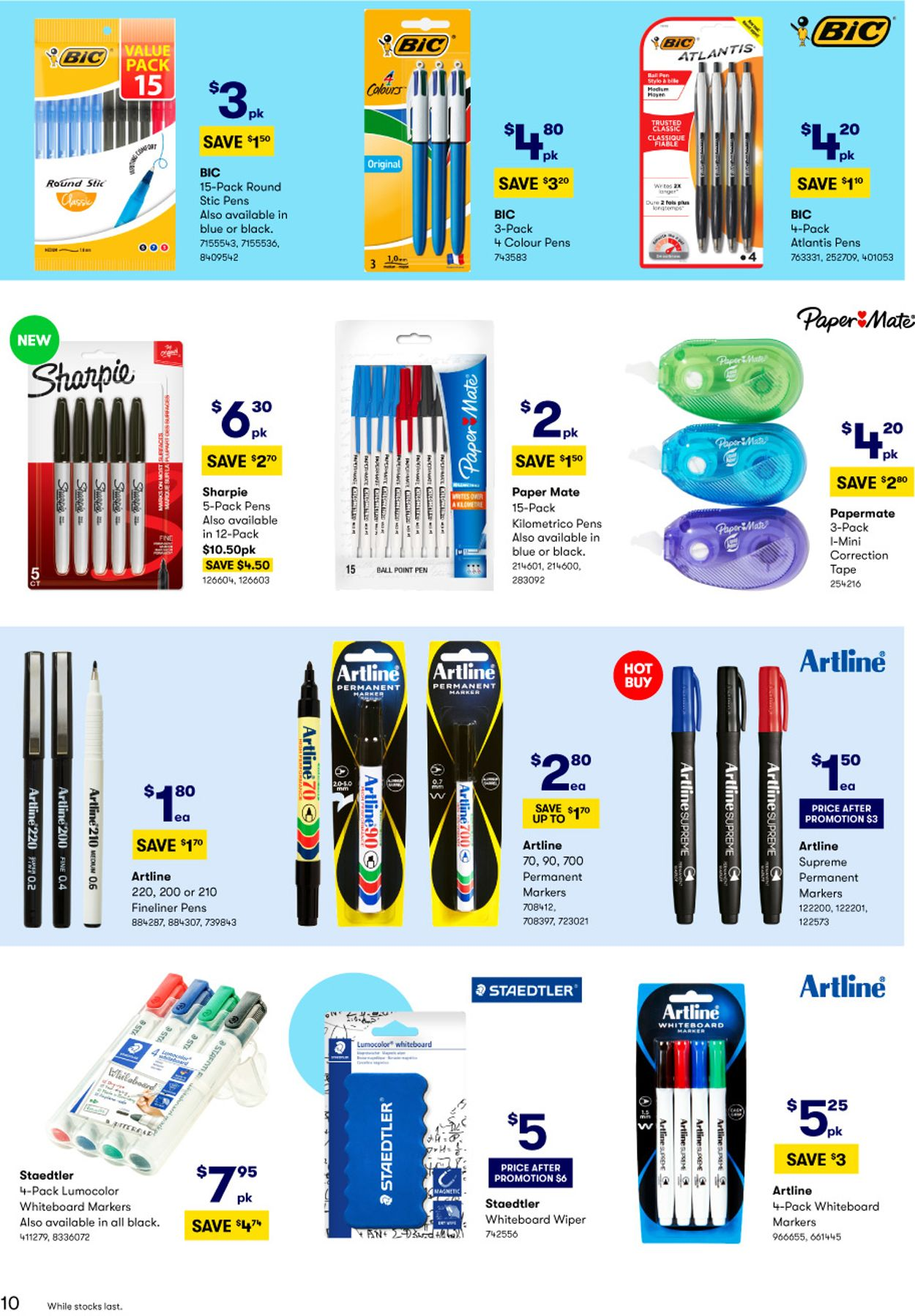BIG W - Back to School Catalogue - 31/12-13/01/2021 (Page 10)
