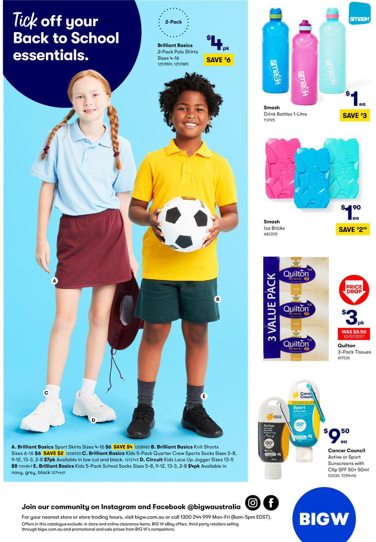 BIG W - Back to School Catalogue - 31/12-13/01/2021 (Page 38)