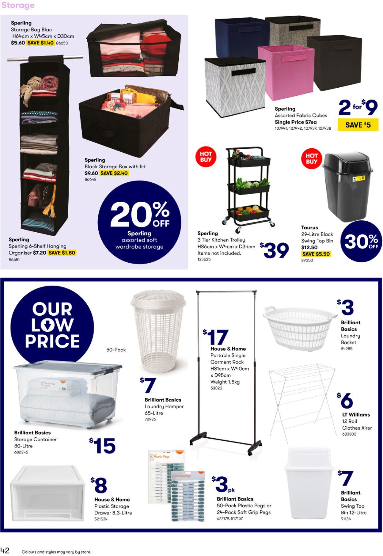 BIG W Catalogue - 28/01-10/02/2021 (Page 42)