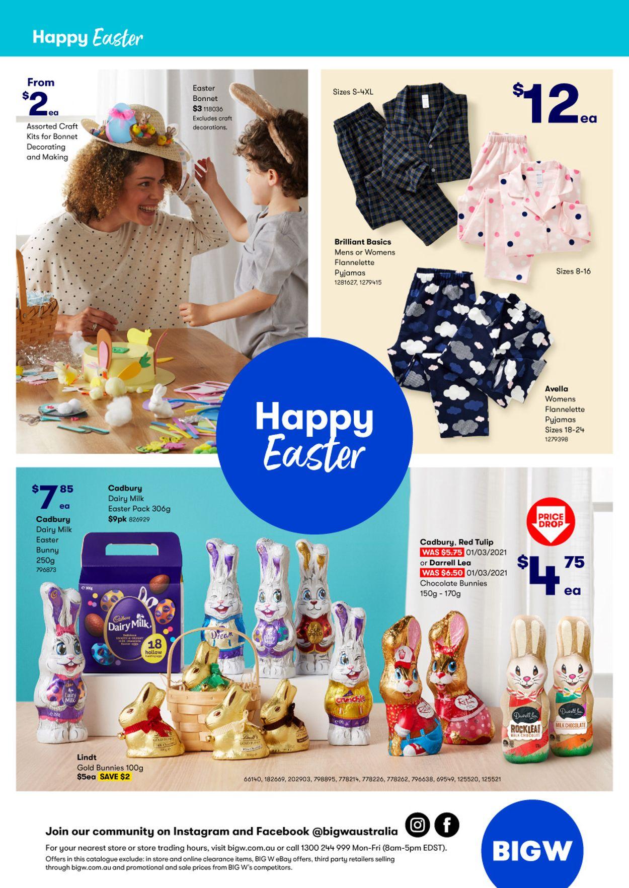 BIG W Catalogue - 04/03-17/03/2021 (Page 42)