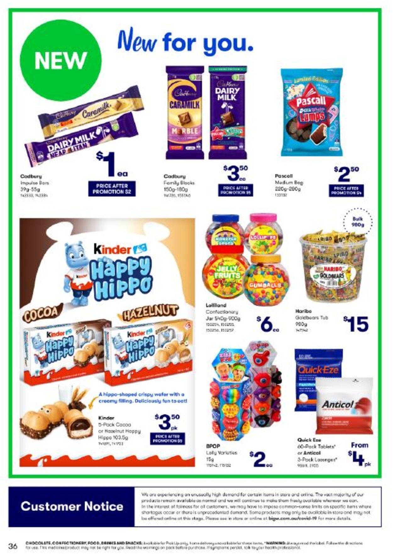 BIG W Catalogue - 13/05-26/05/2021 (Page 36)