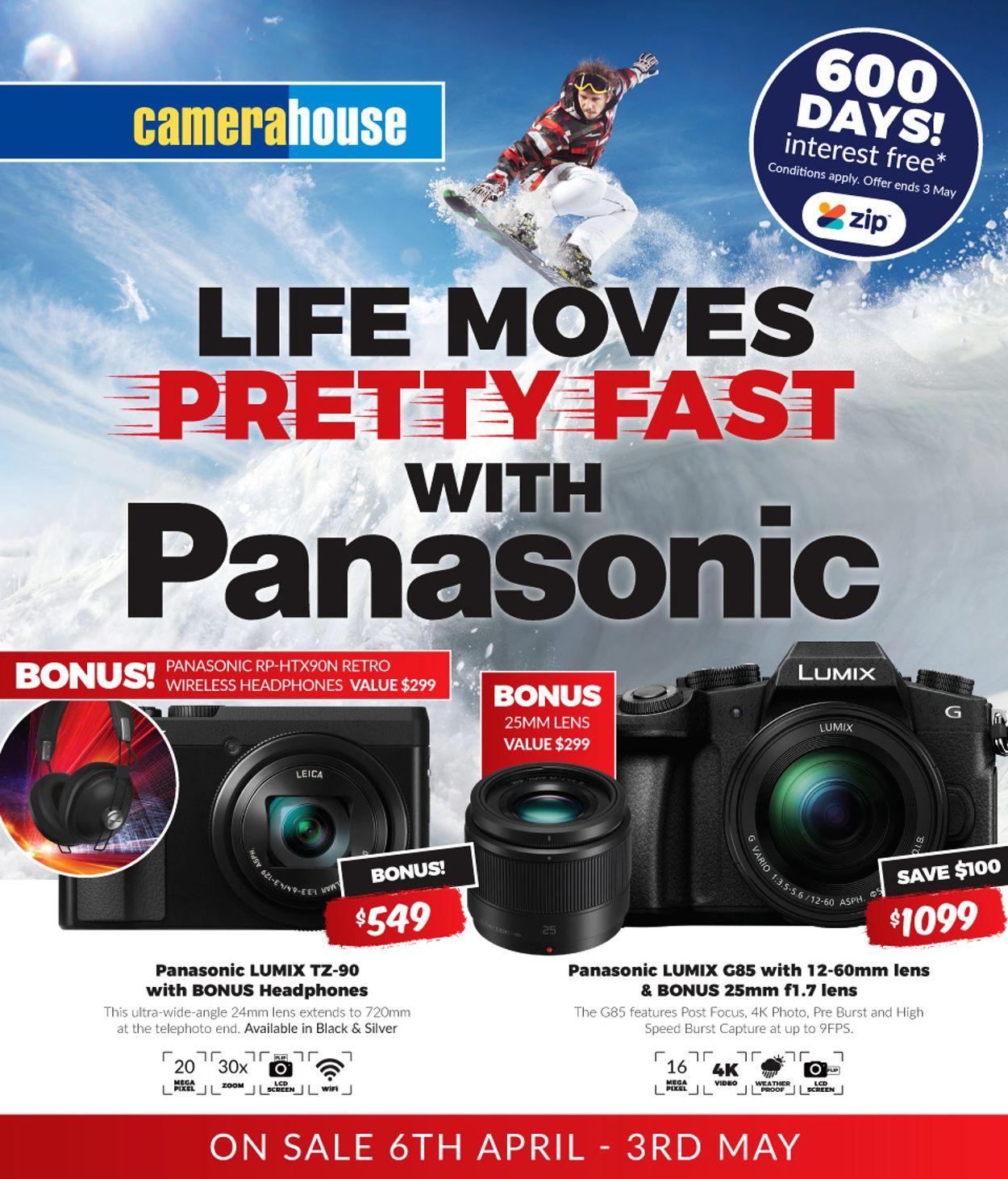 Camera House Catalogue - 06/04-03/05/2020