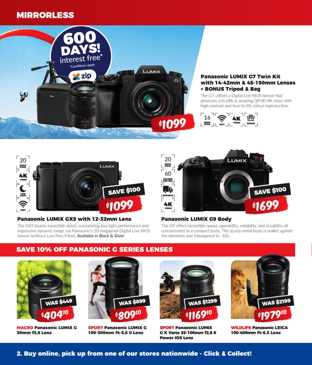 Camera House Catalogue - 06/04-03/05/2020 (Page 2)