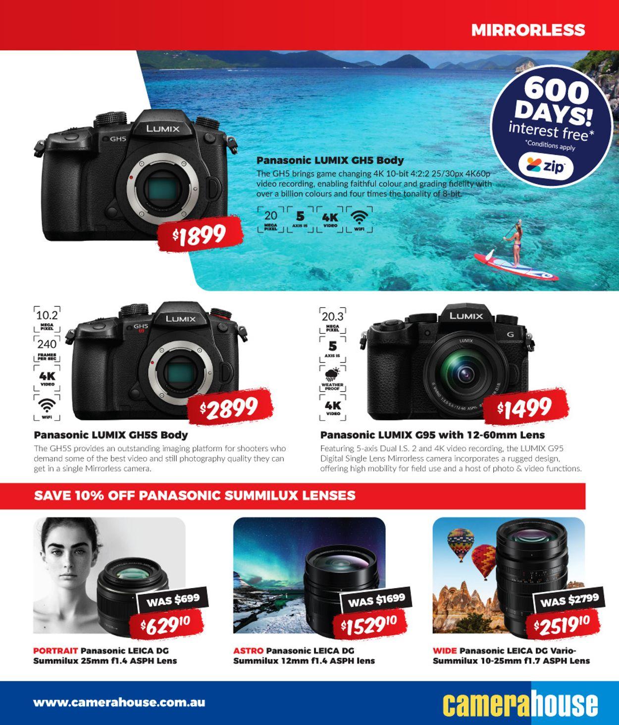 Camera House Catalogue - 06/04-03/05/2020 (Page 3)