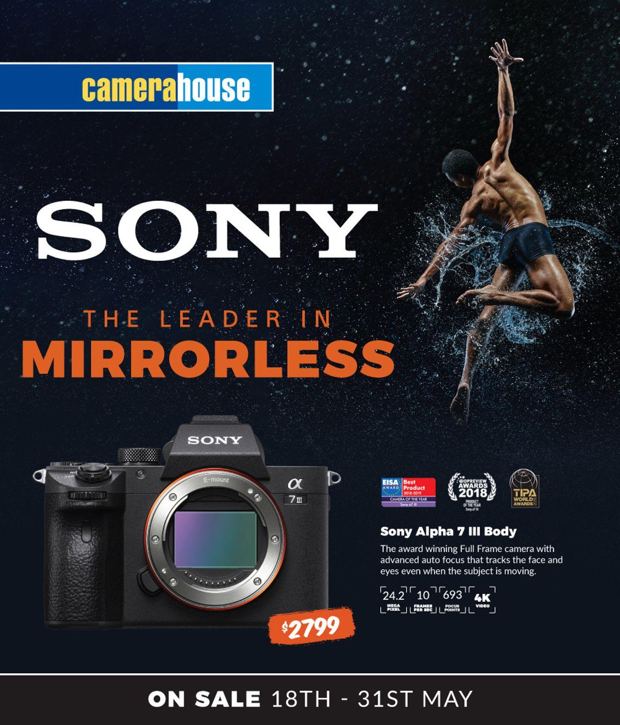 Camera House Catalogue - 18/05-31/05/2020