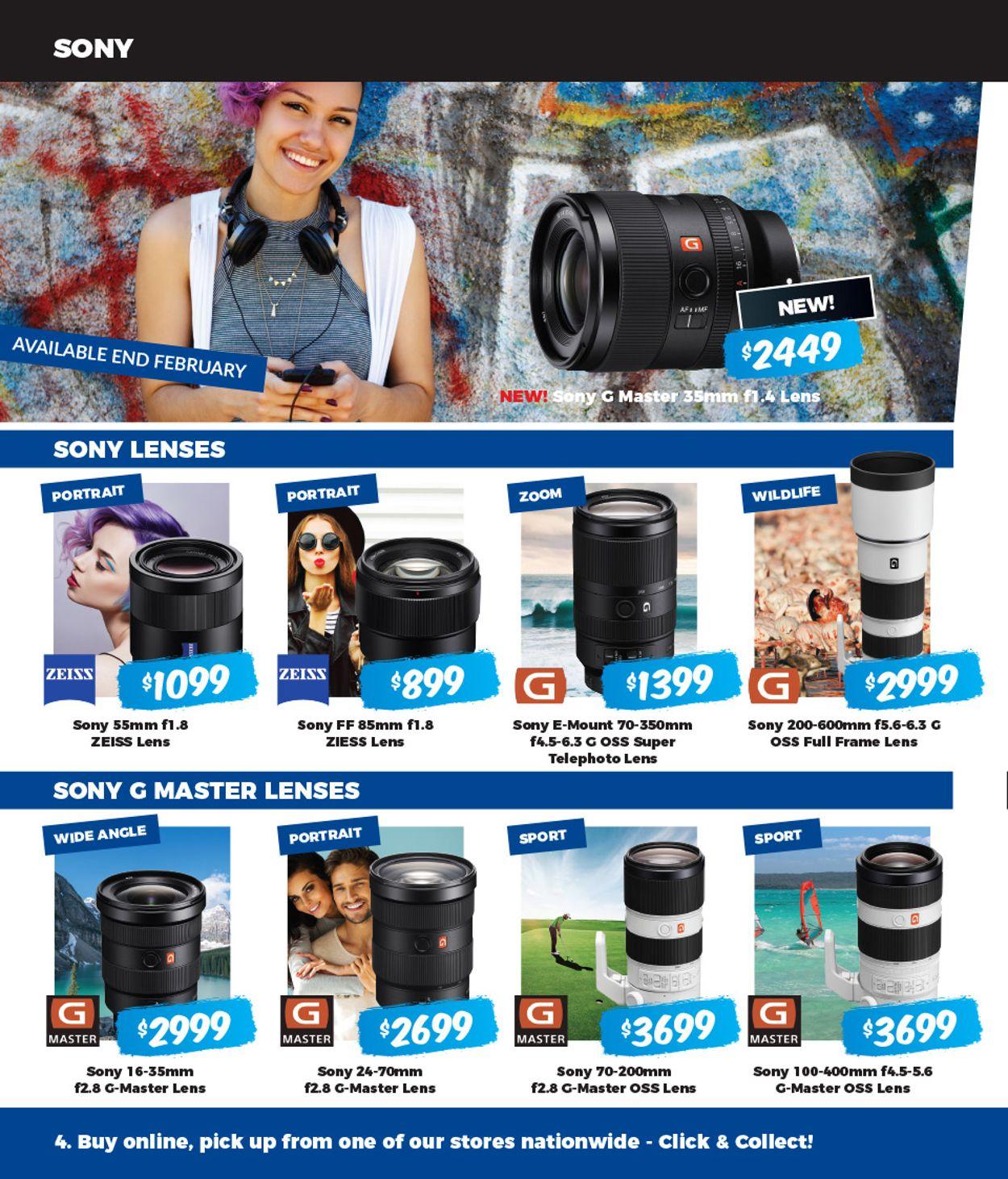Camera House Catalogue - 01/02-28/02/2021 (Page 4)