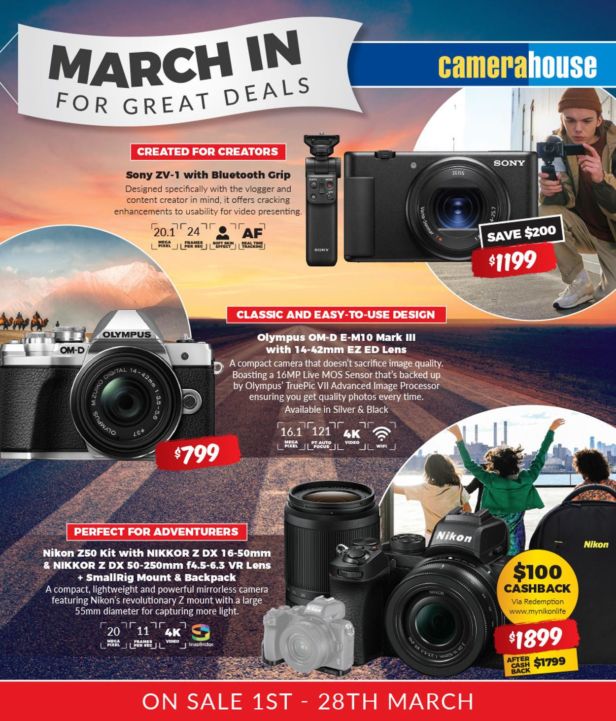 Camera House Catalogue - 01/03-28/03/2021