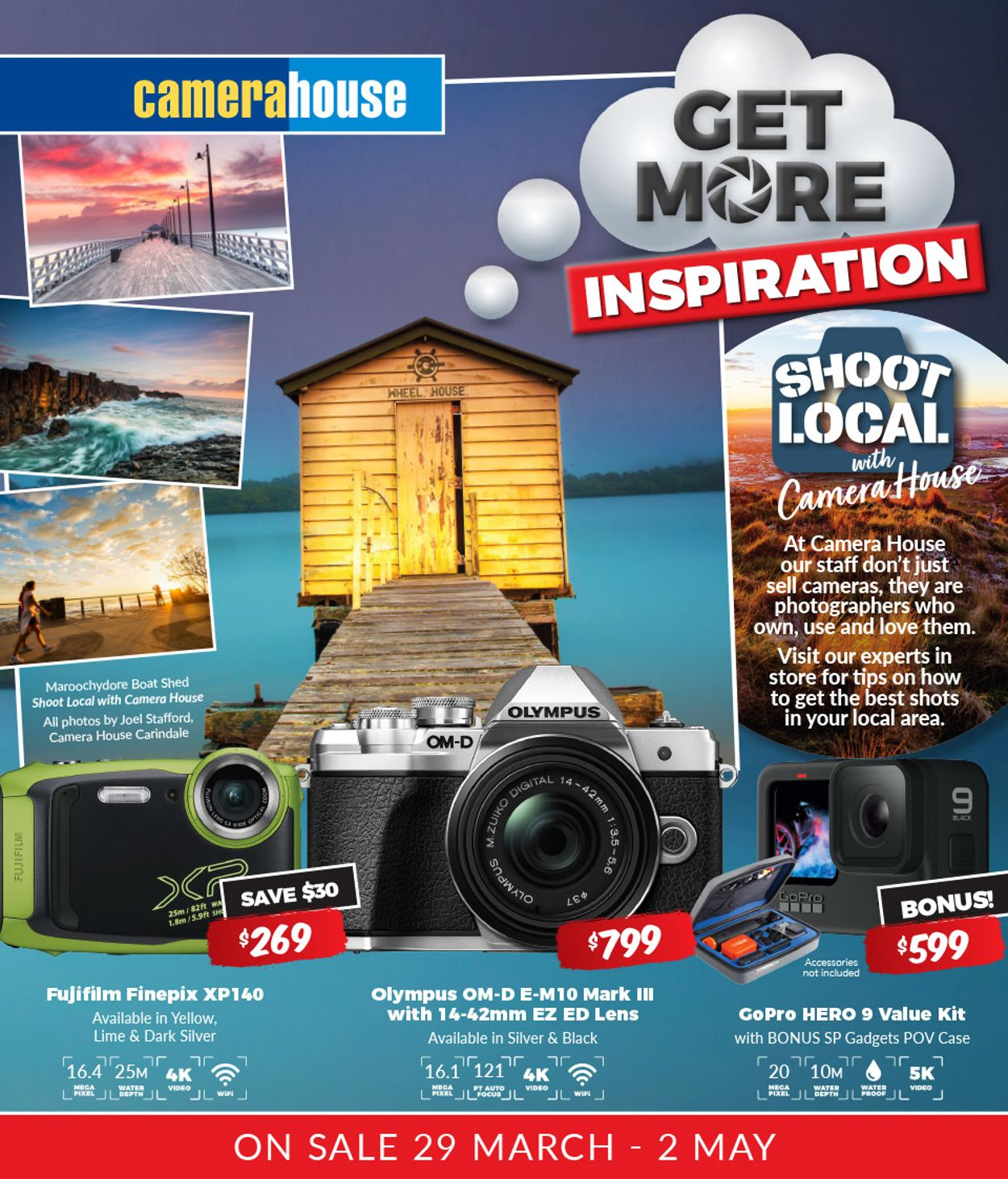Camera House Catalogue - 29/03-02/05/2021