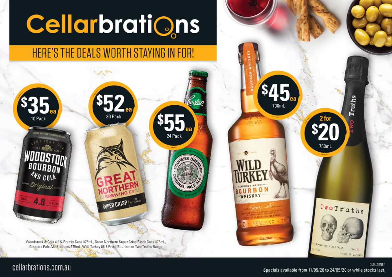 Cellarbrations Catalogue - 11/05-24/05/2020