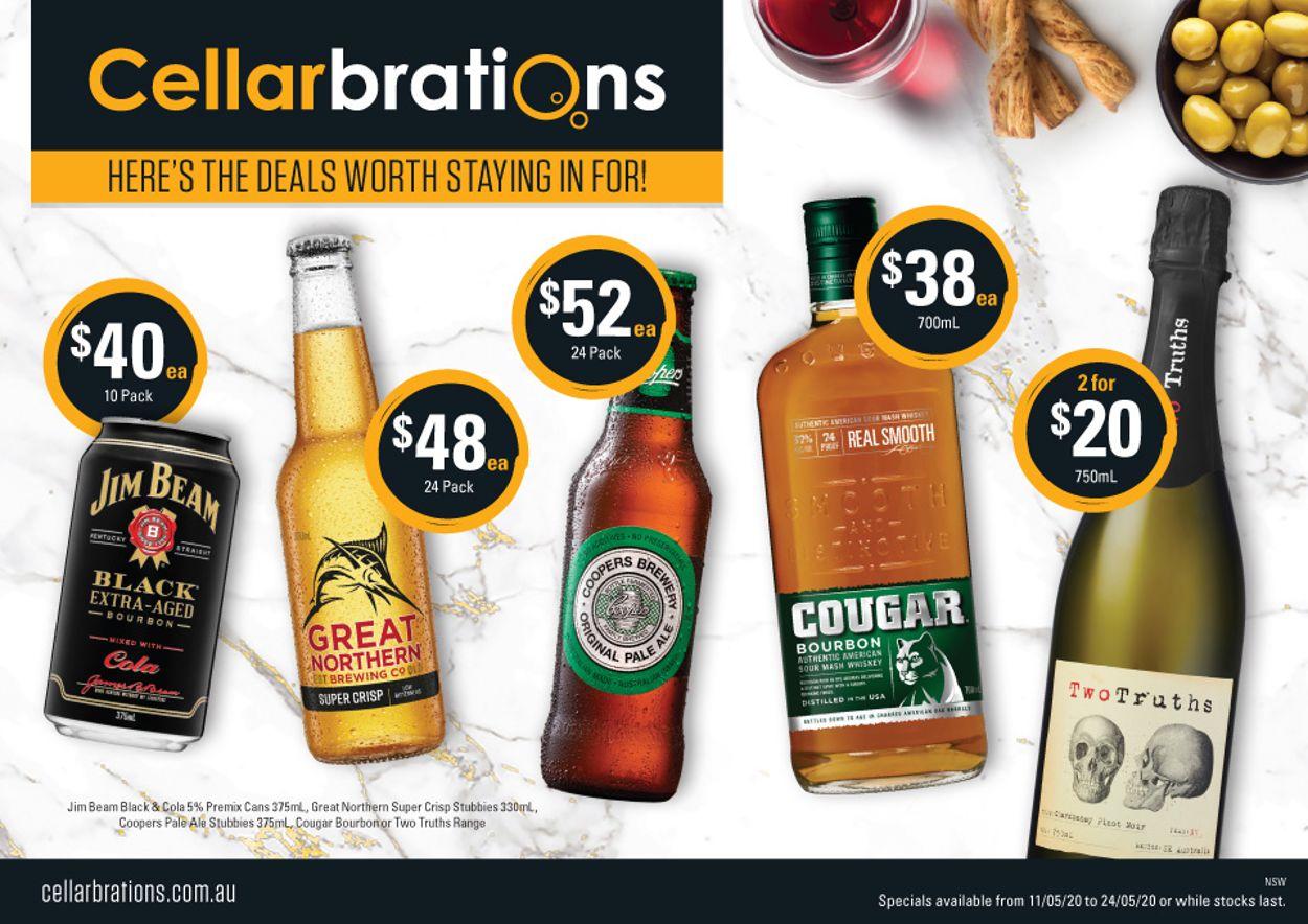 Cellarbrations Catalogue - 11/05-24/05/2020