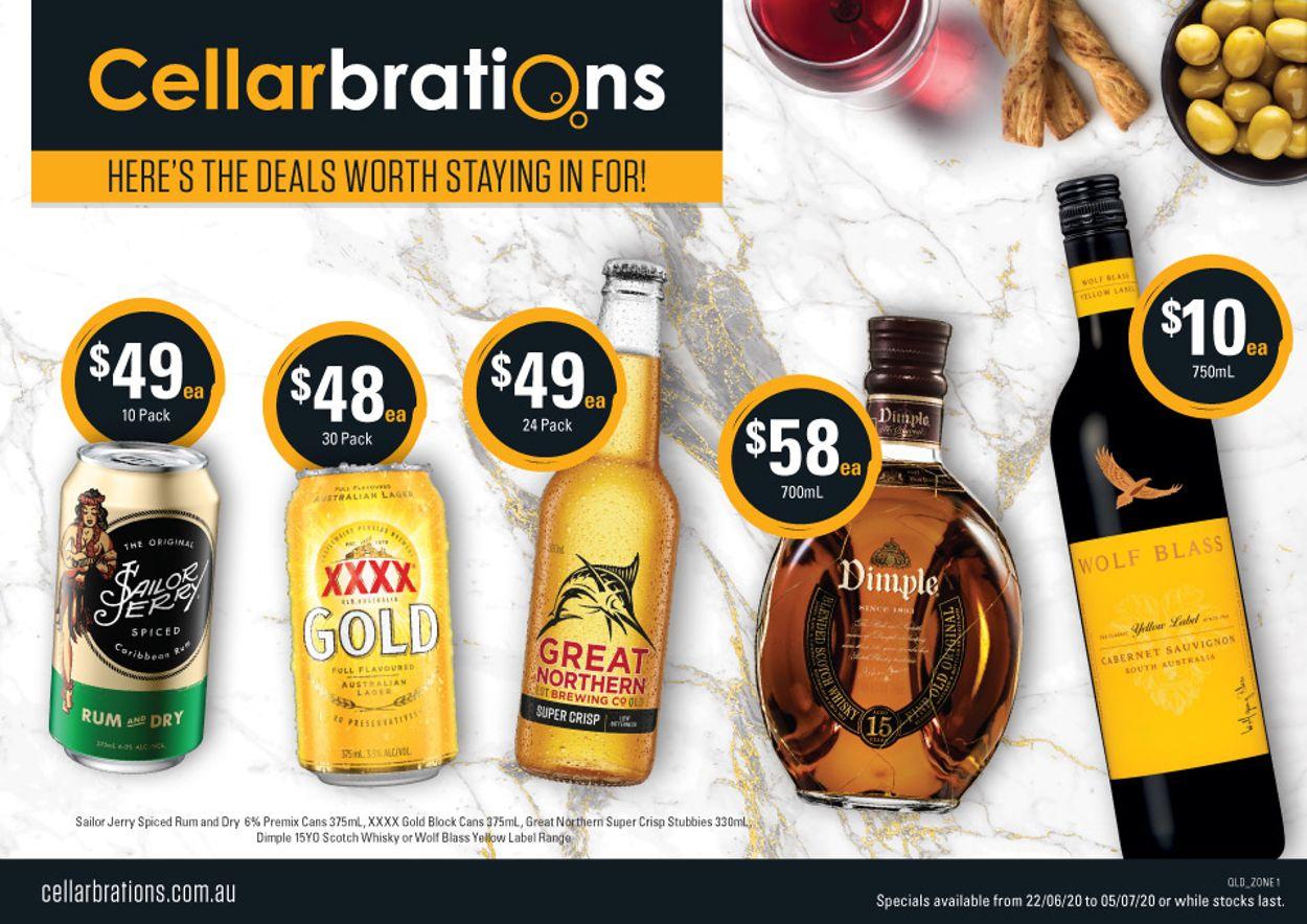 Cellarbrations Catalogue - 22/06-05/07/2020