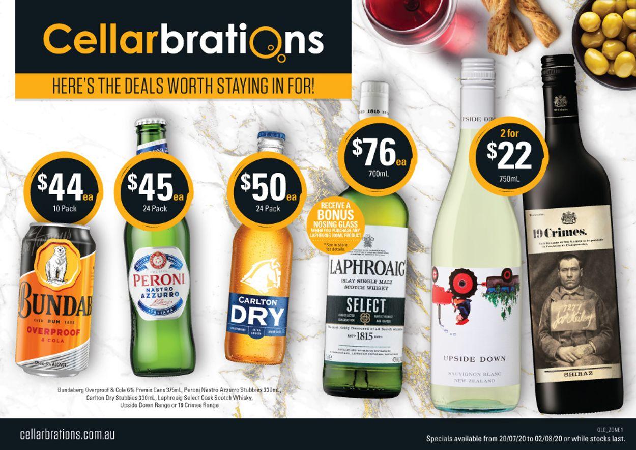 Cellarbrations Catalogue - 20/07-02/08/2020