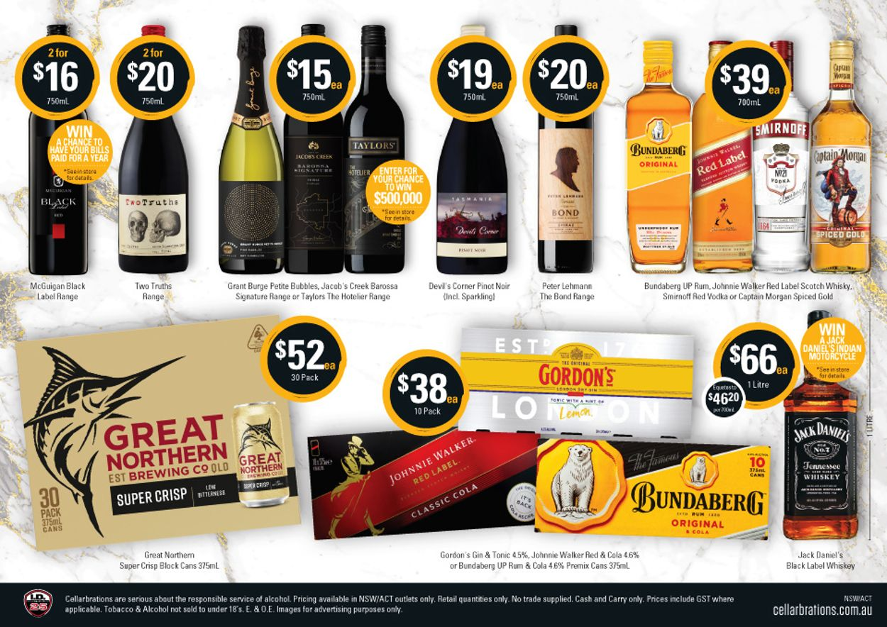 Cellarbrations Catalogue - 03/08-16/08/2020 (Page 2)