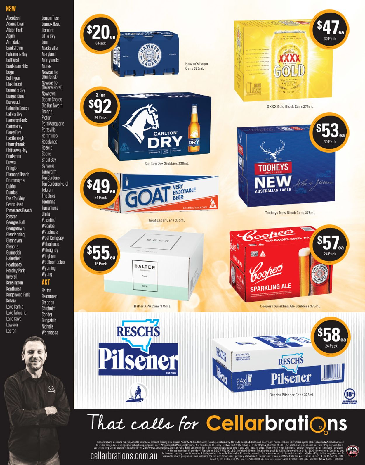 Cellarbrations Catalogue - 26/10-08/11/2020 (Page 8)