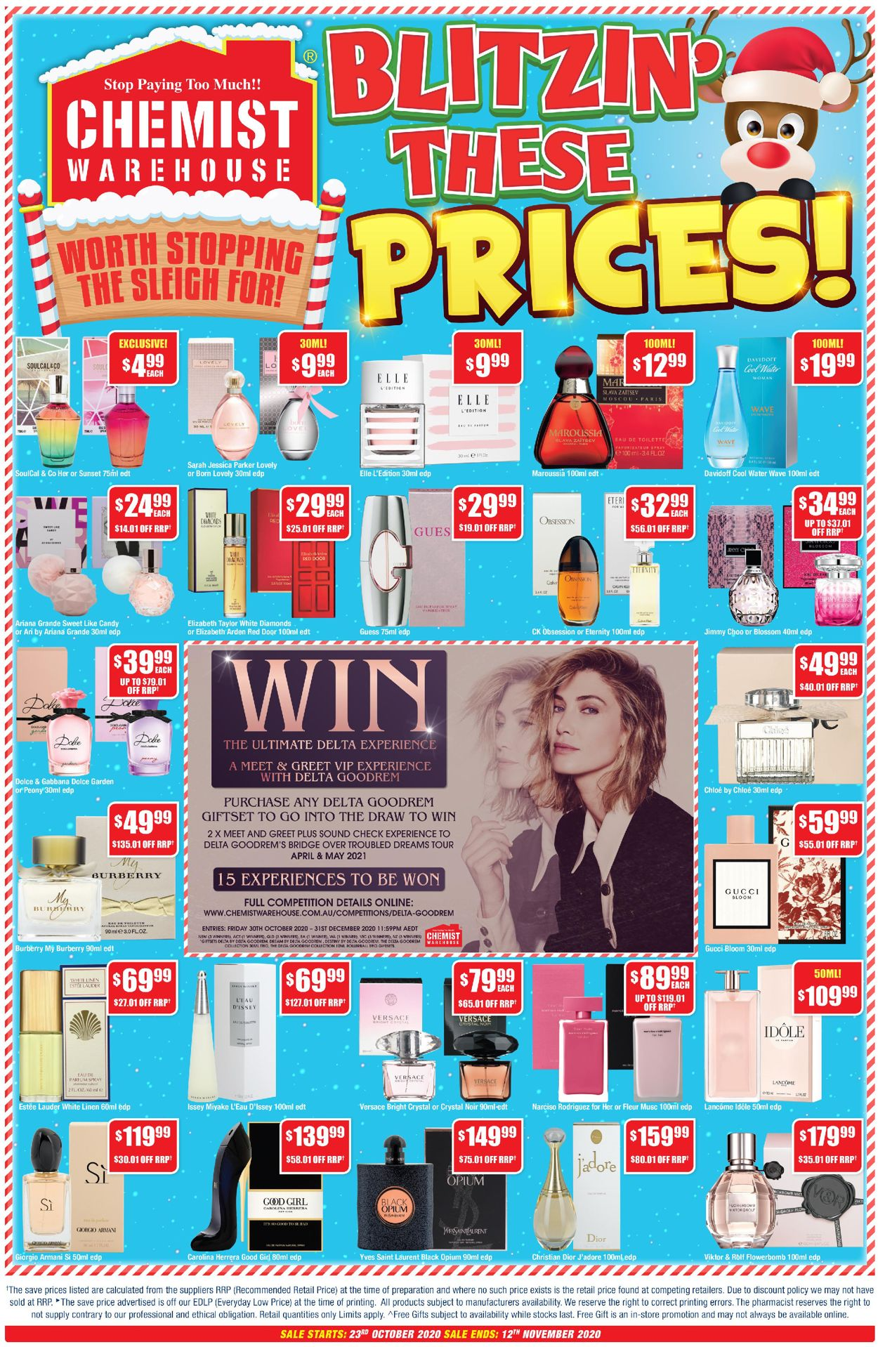 Chemist Warehouse Catalogue - 23/10-12/11/2020