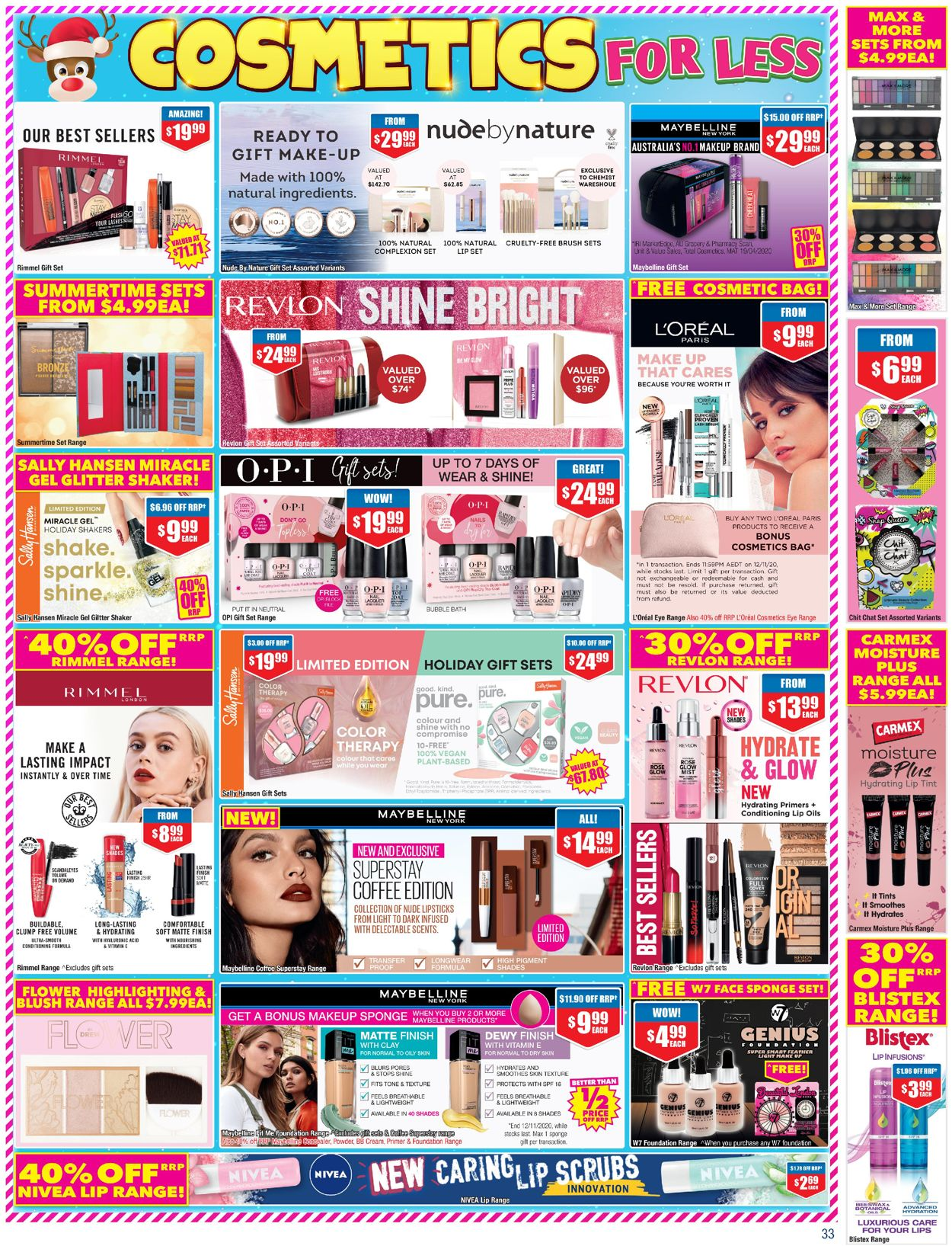 Chemist Warehouse Catalogue - 23/10-12/11/2020 (Page 33)
