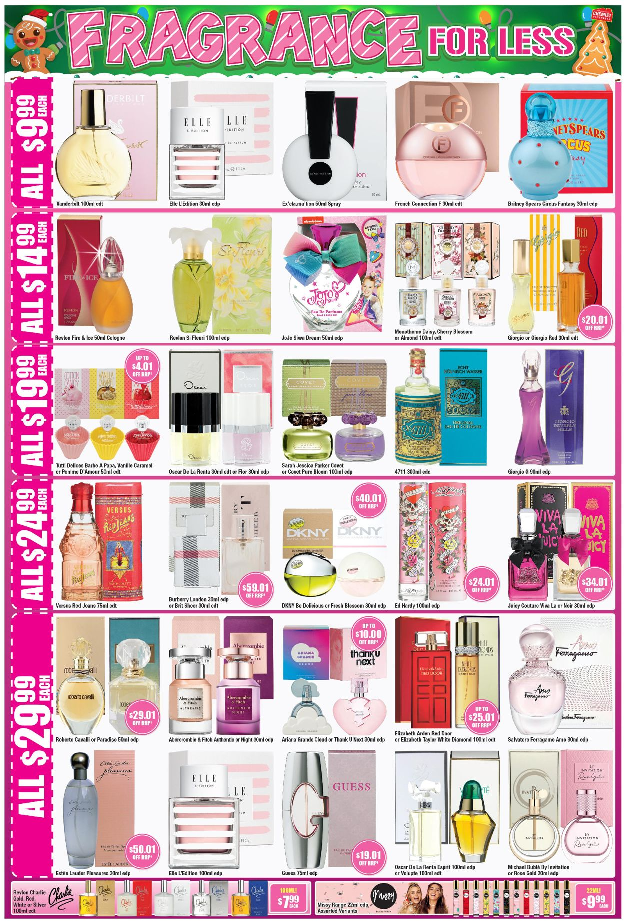 Chemist Warehouse - Christmas 2020 Catalogue - 30/11-13/12/2020 (Page 2)