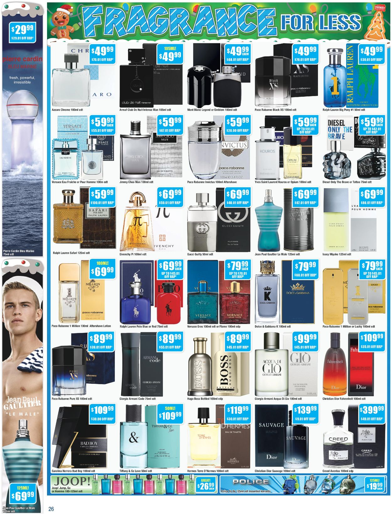 Chemist Warehouse - Christmas 2020 Catalogue - 30/11-13/12/2020 (Page 26)