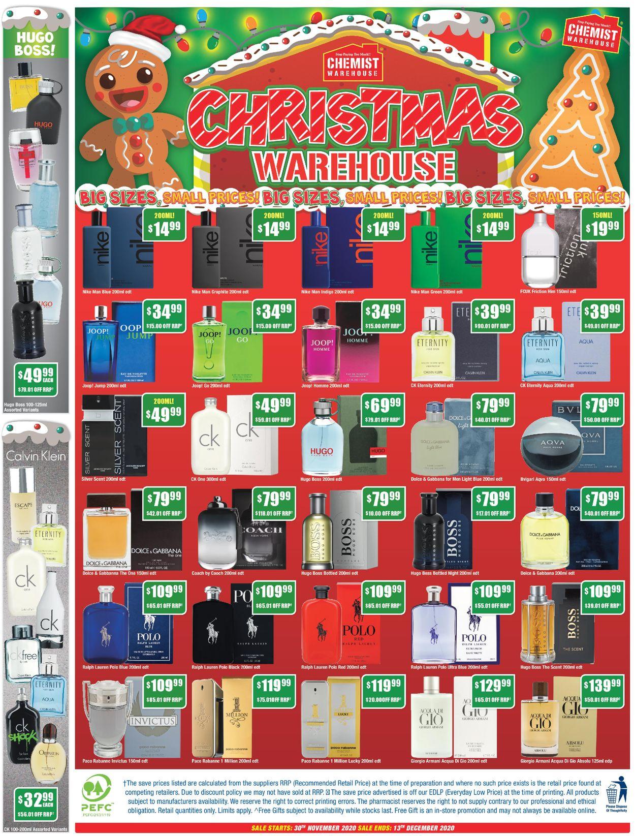 Chemist Warehouse - Christmas 2020 Catalogue - 30/11-13/12/2020 (Page 40)