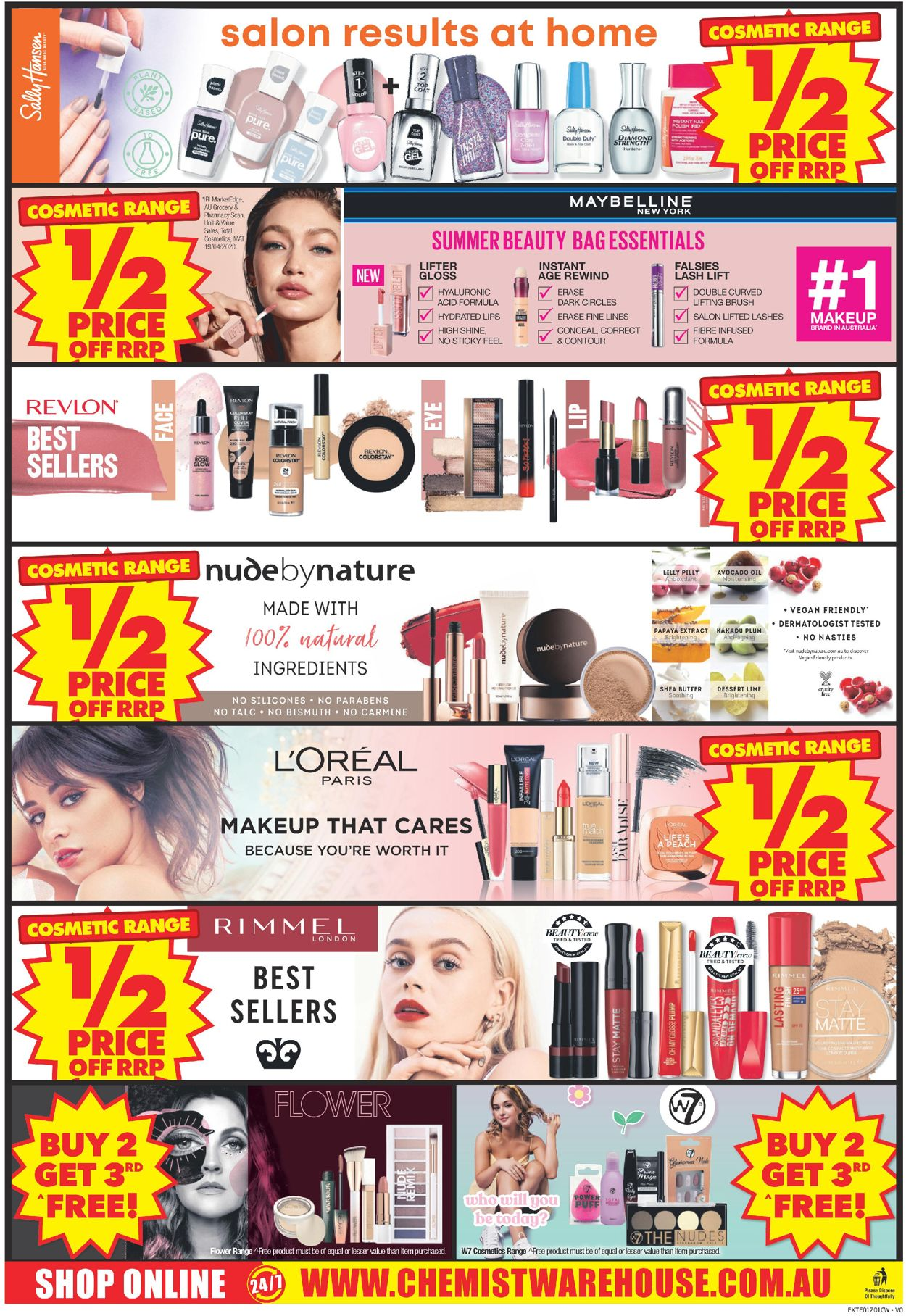 Chemist Warehouse - Boxing Day 2020 Catalogue - 26/12-31/12/2020 (Page 24)
