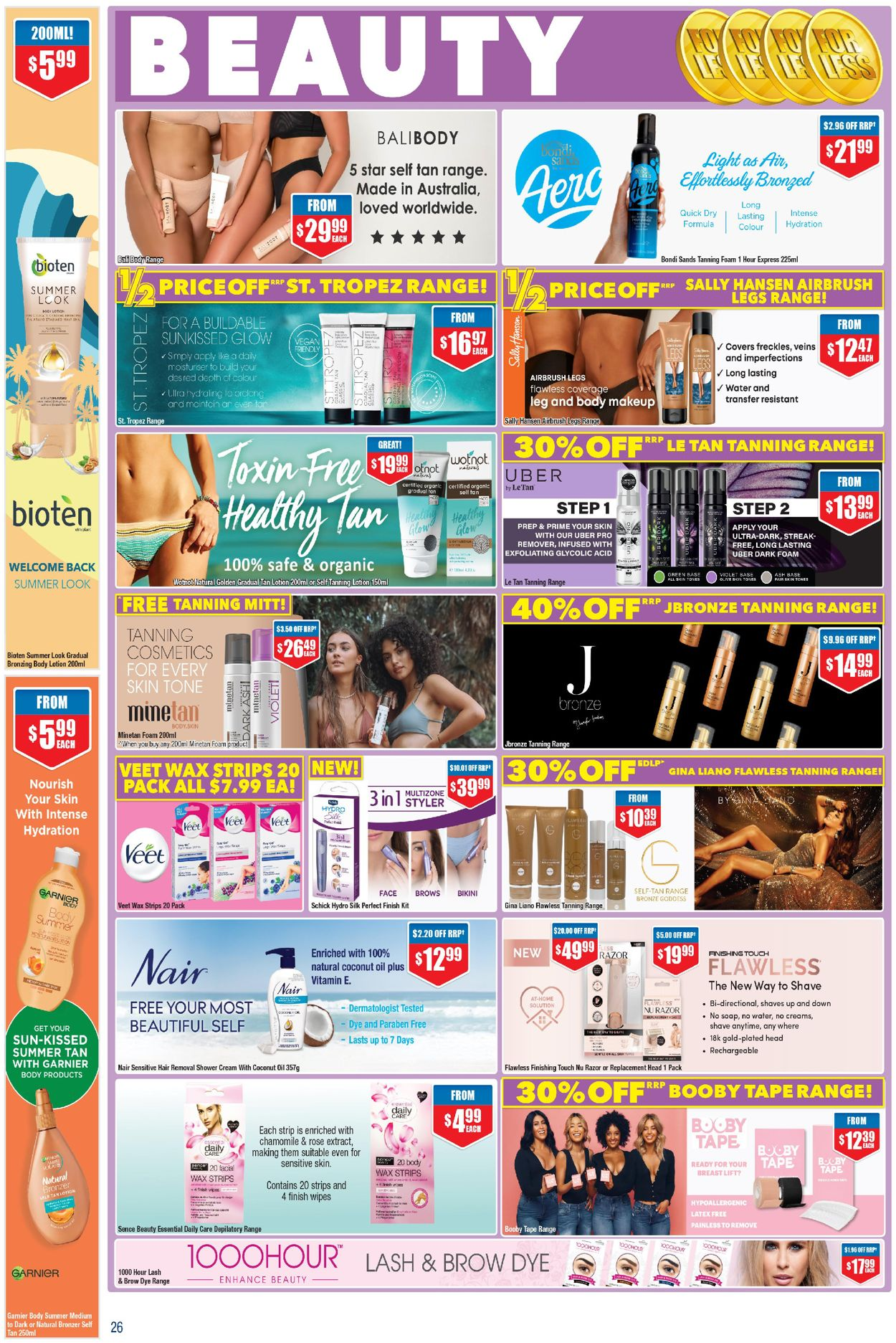 Chemist Warehouse Catalogue - 07/01-17/01/2021 (Page 26)