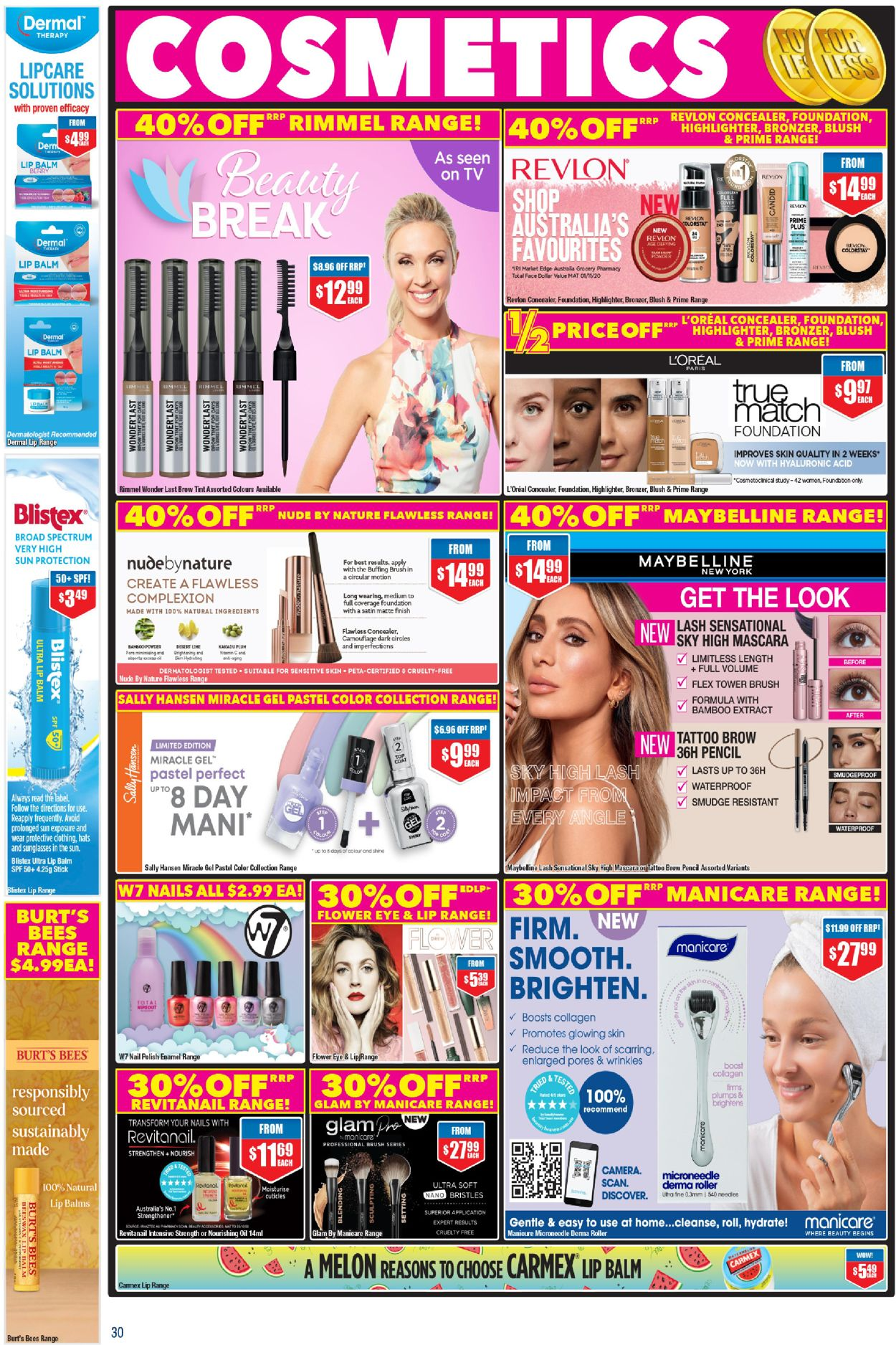 Chemist Warehouse Catalogue - 28/01-10/02/2021 (Page 30)