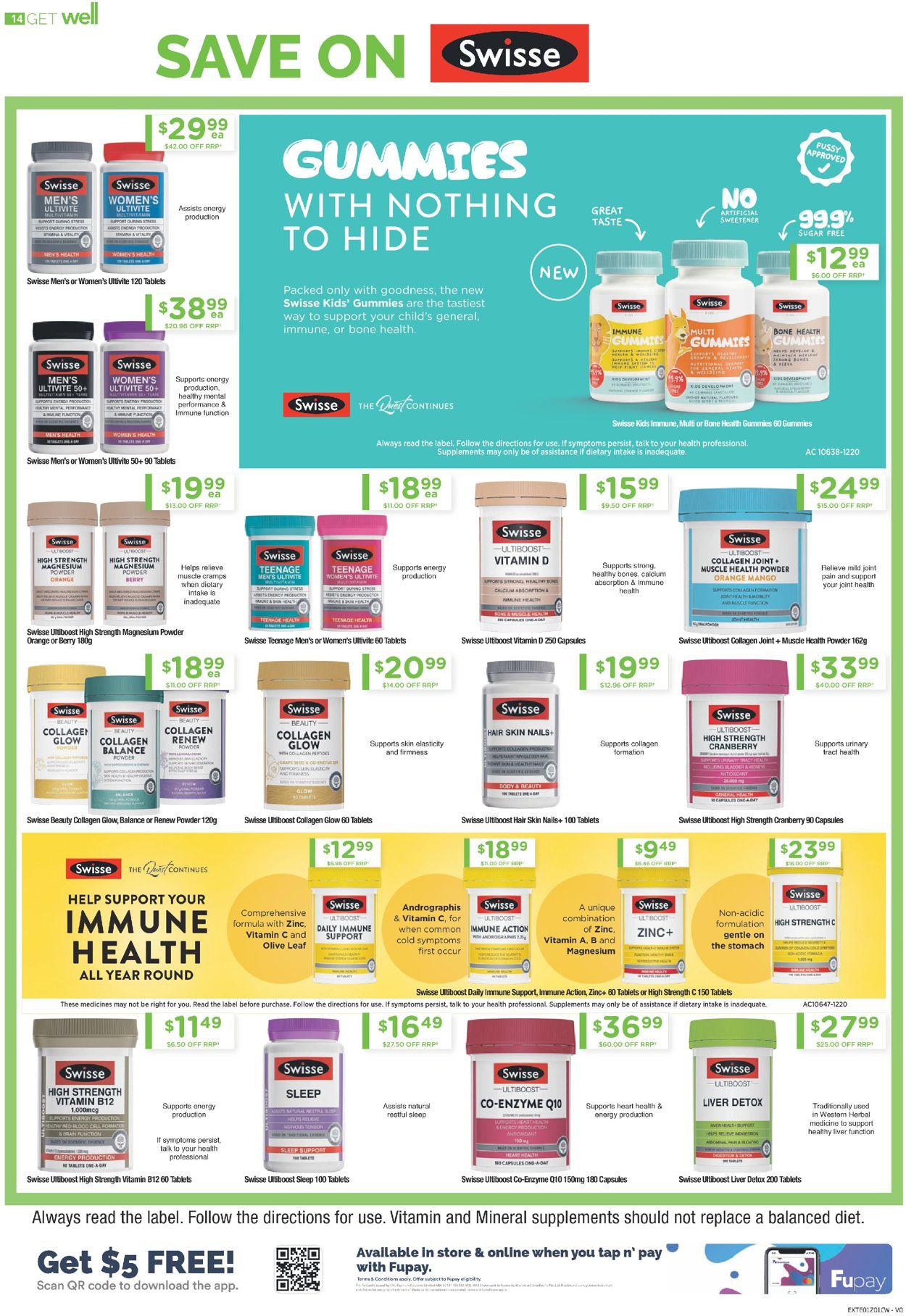 Chemist Warehouse Catalogue - 11/03-24/03/2021 (Page 14)