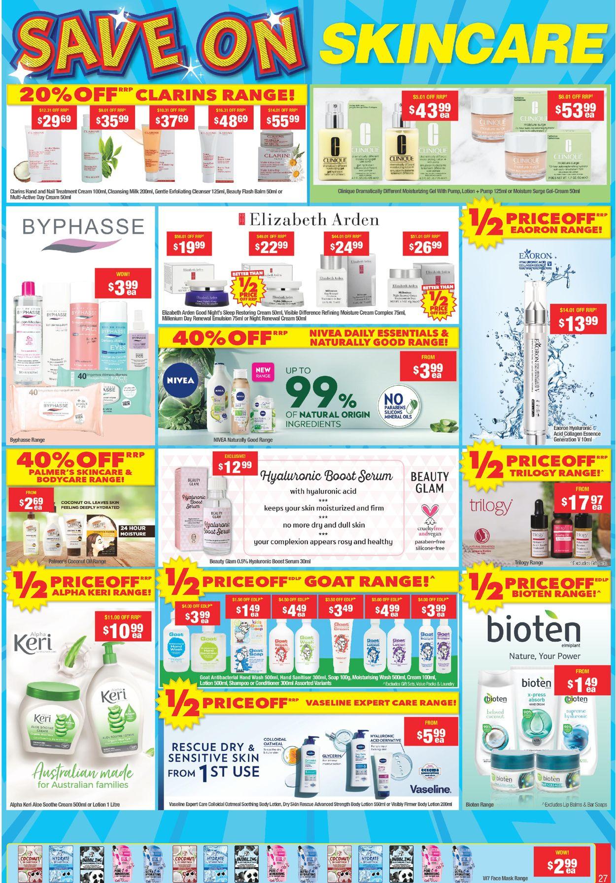Chemist Warehouse Catalogue - 10/05-23/05/2021 (Page 27)