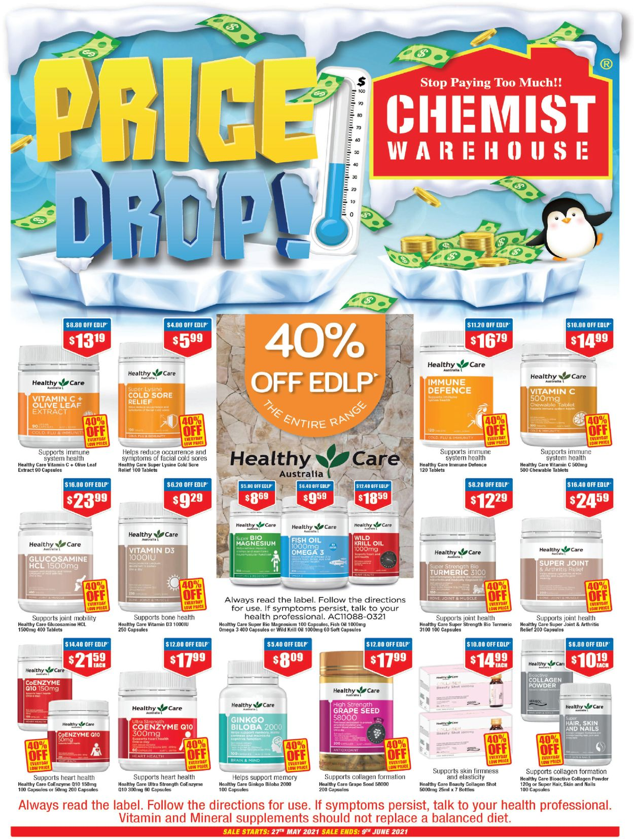 Chemist Warehouse Catalogue - 27/05-09/06/2021