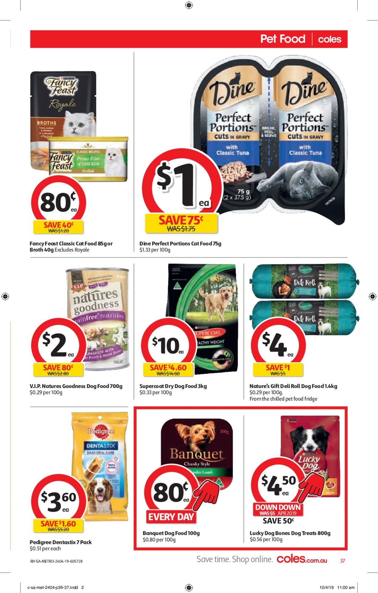 Coles Catalogue - 24/04-30/04/2019 (Page 37)