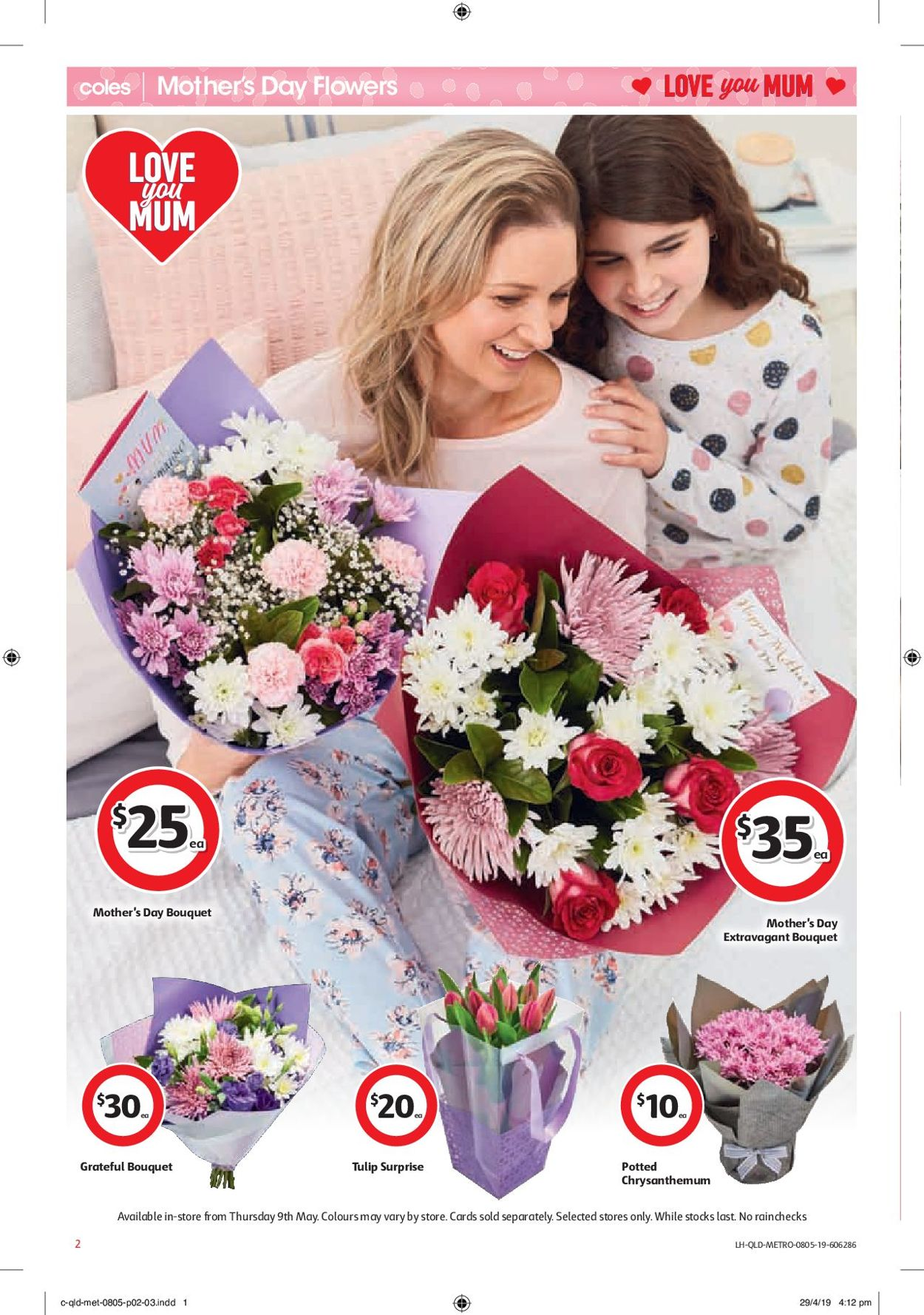 Coles Catalogue - 08/05-14/05/2019 (Page 2)