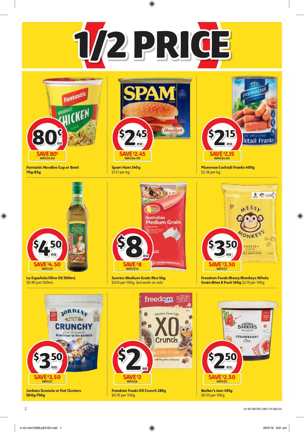 Coles Catalogue - 29/05-04/06/2019 (Page 2)
