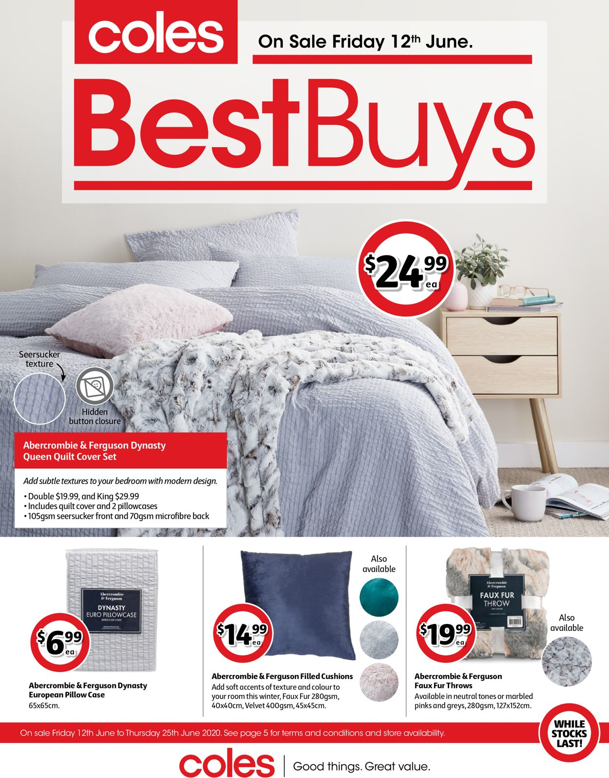 Coles Catalogue - 12/06-25/06/2020