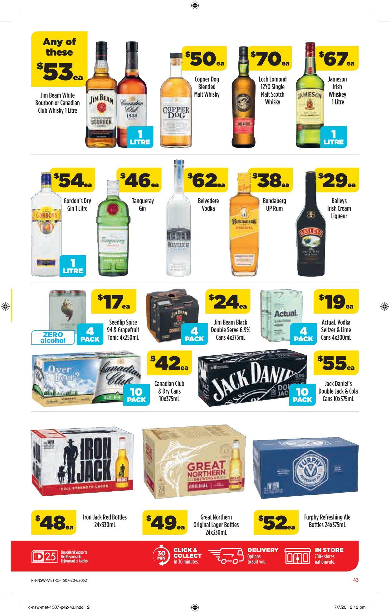 Coles Catalogue - 15/07-21/07/2020 (Page 43)