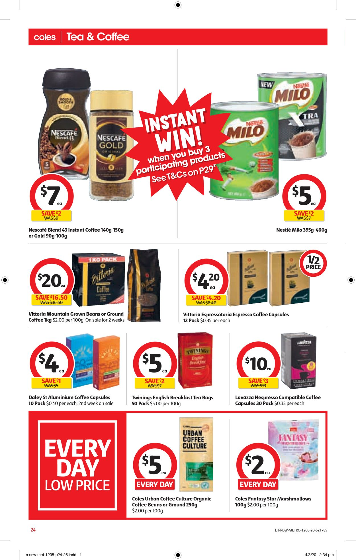 Coles Catalogue - 12/08-18/08/2020 (Page 24)