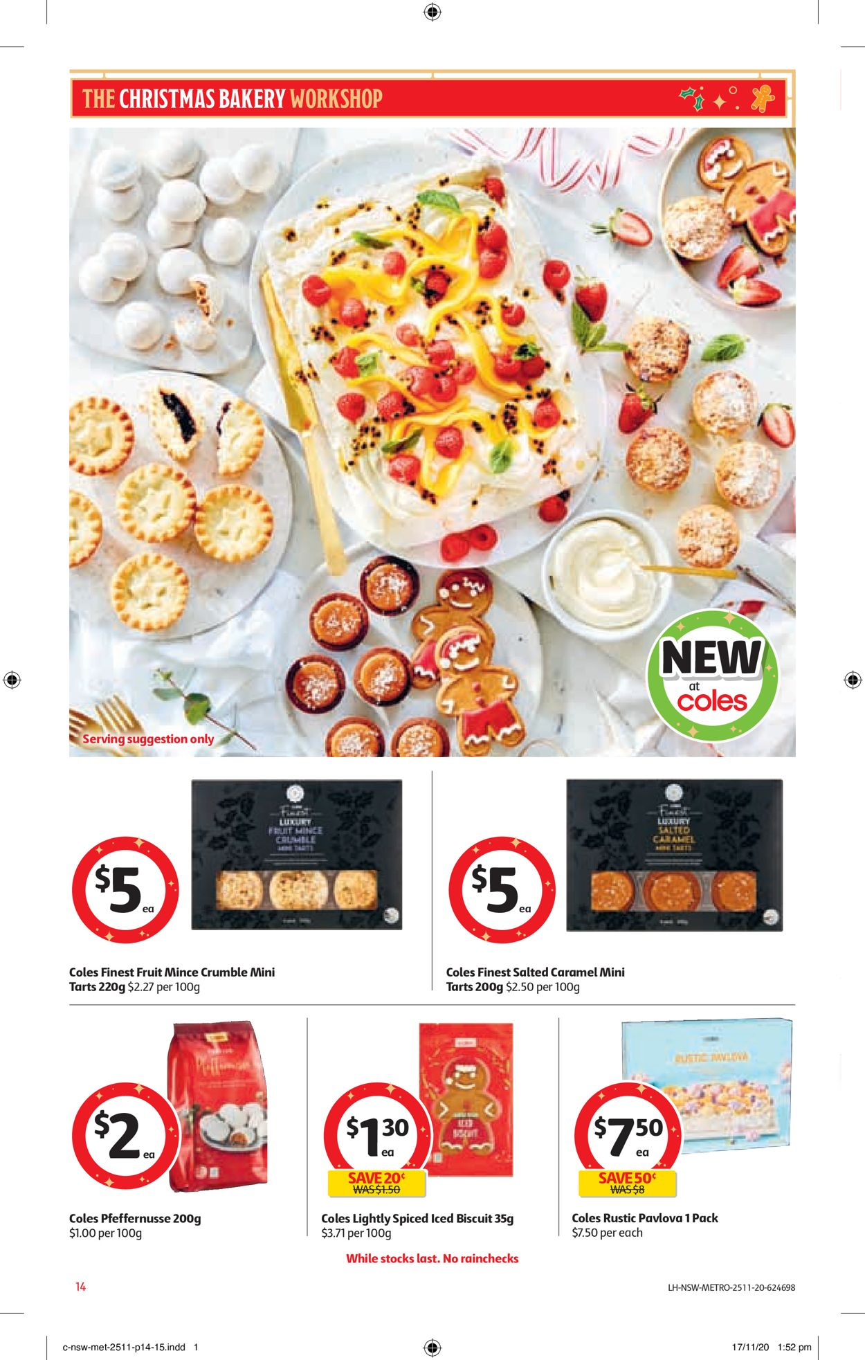 Coles Black Friday 2020 Catalogue - 25/11-01/12/2020 (Page 14)