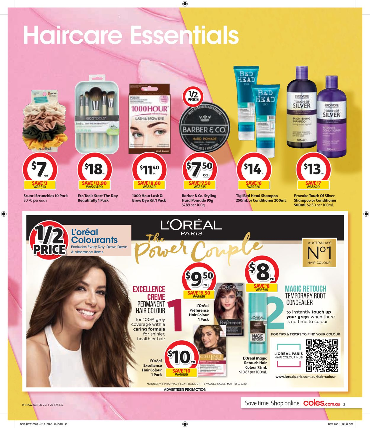 Coles Black Friday 2020 Catalogue - 25/11-01/12/2020 (Page 3)