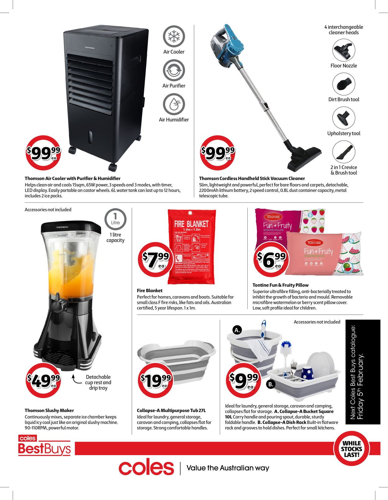 Coles Catalogue - 22/01-04/02/2021 (Page 4)