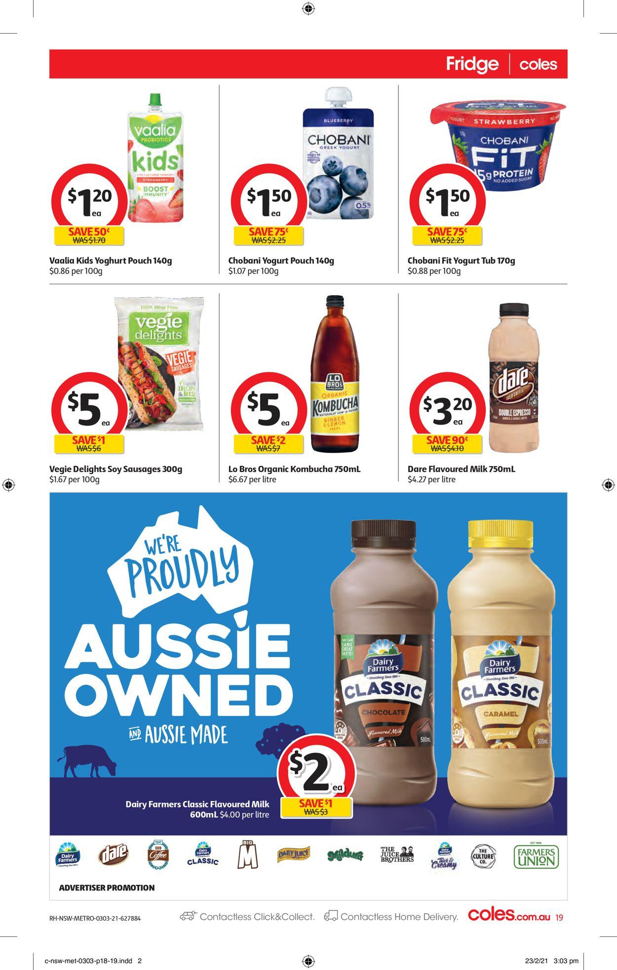 Coles Catalogue - 03/03-09/03/2021 (Page 19)