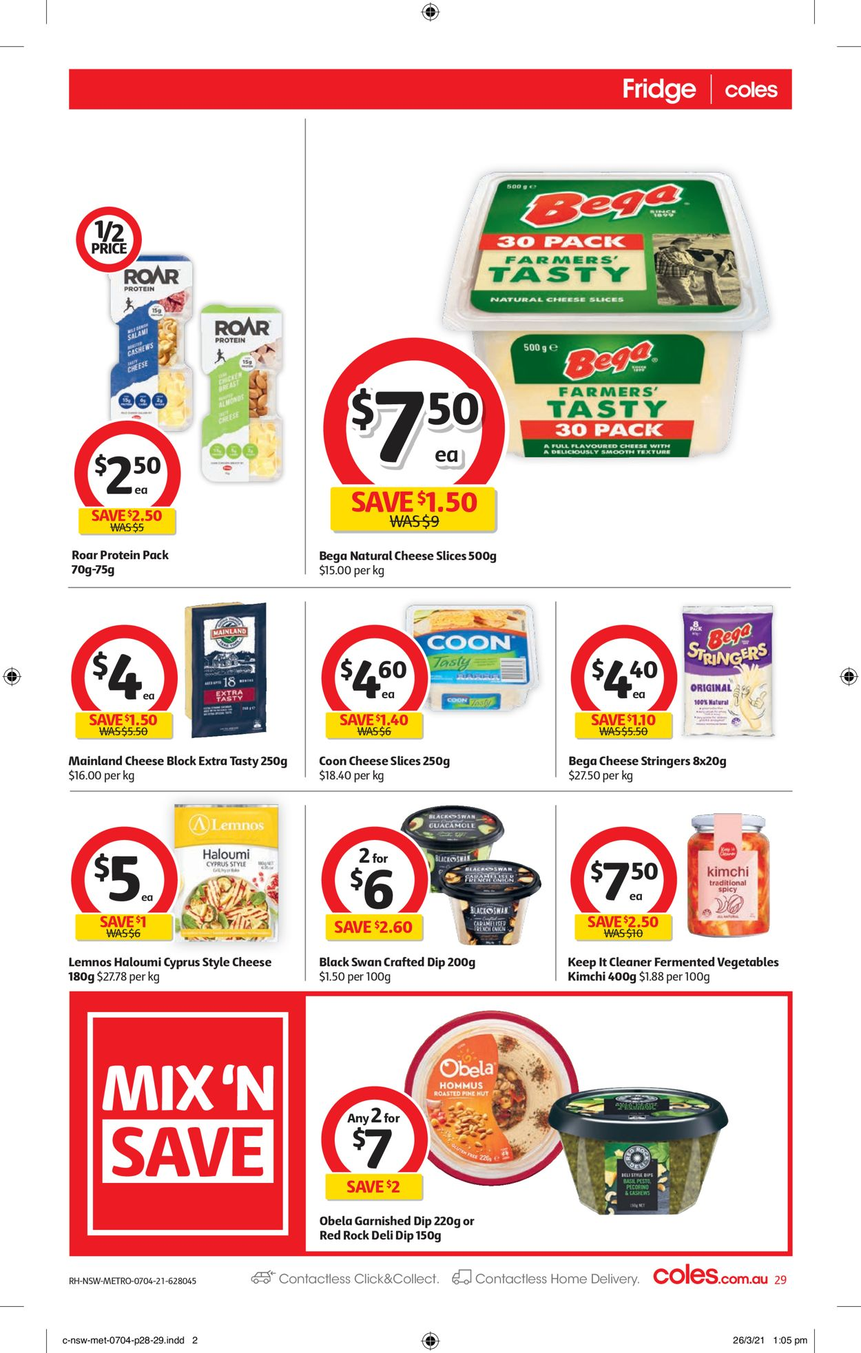 Coles Catalogue - 07/04-13/04/2021 (Page 29)