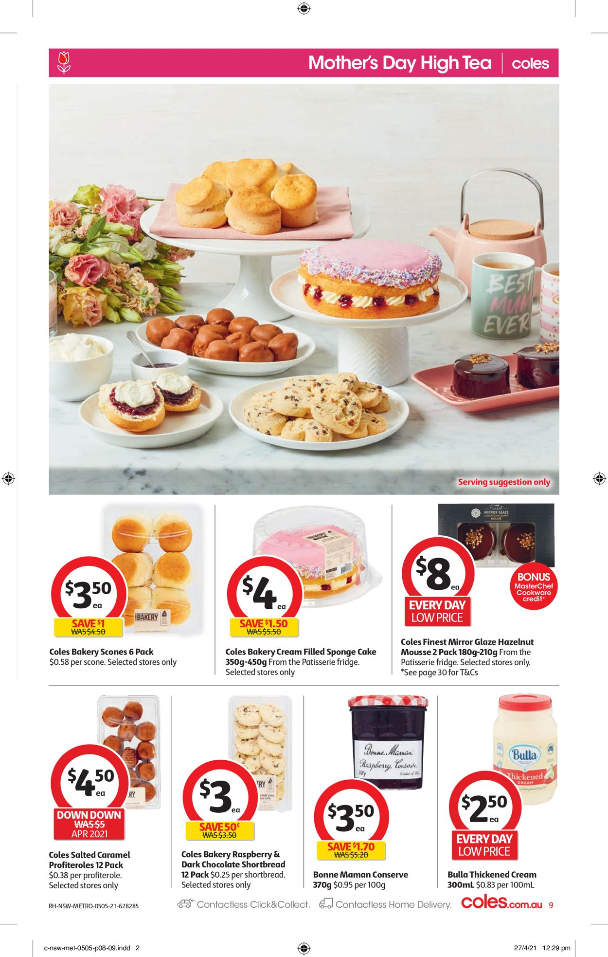 Coles Catalogue - 05/05-11/05/2021 (Page 9)