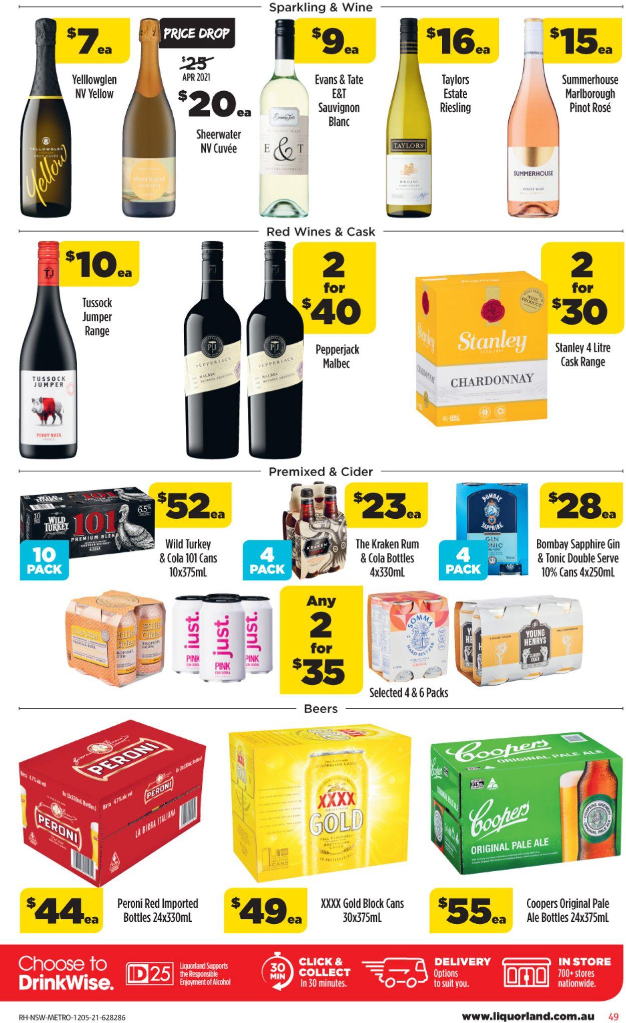 Coles Catalogue - 12/05-18/05/2021 (Page 49)