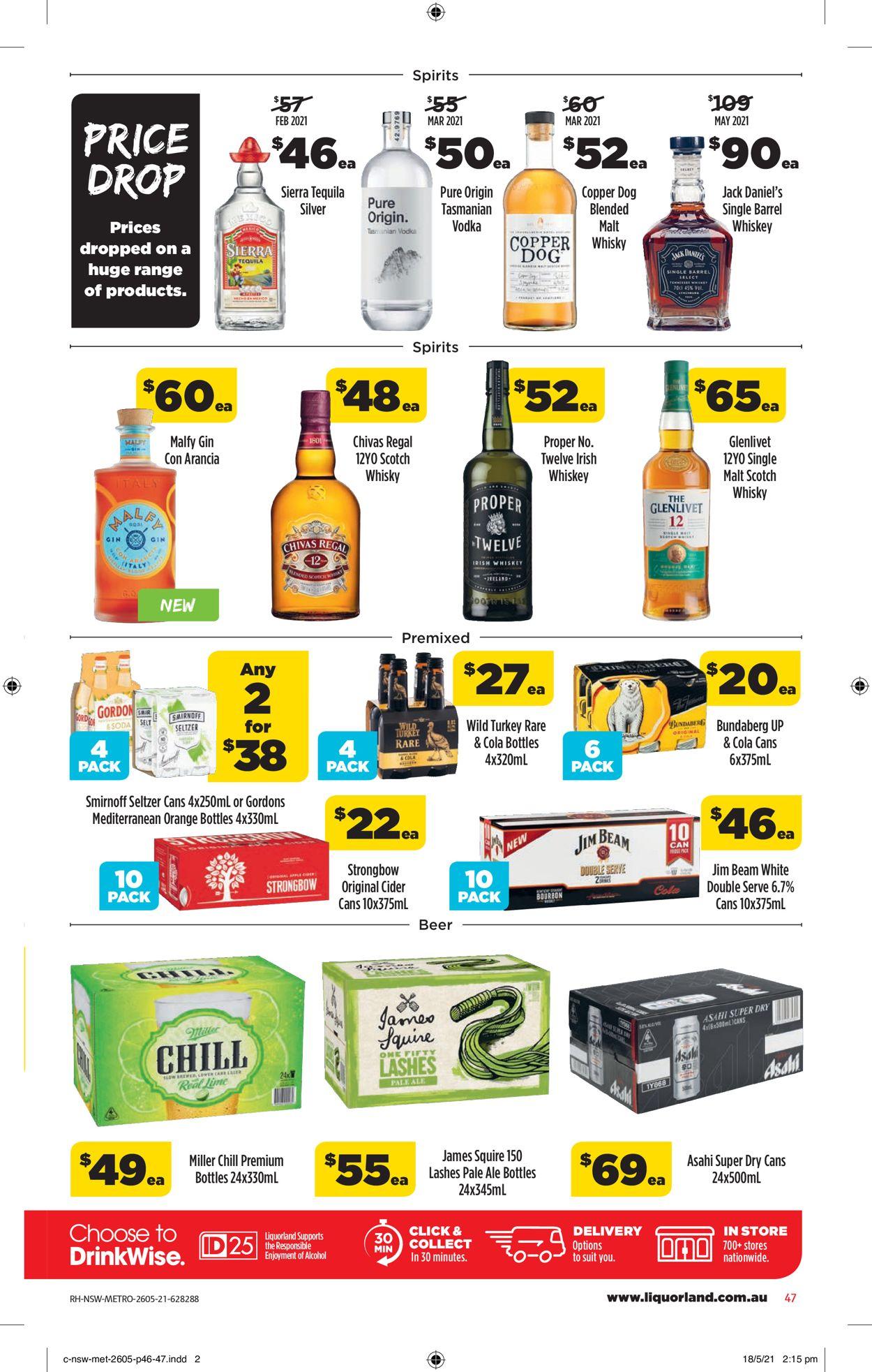 Coles Catalogue - 26/05-01/06/2021 (Page 47)