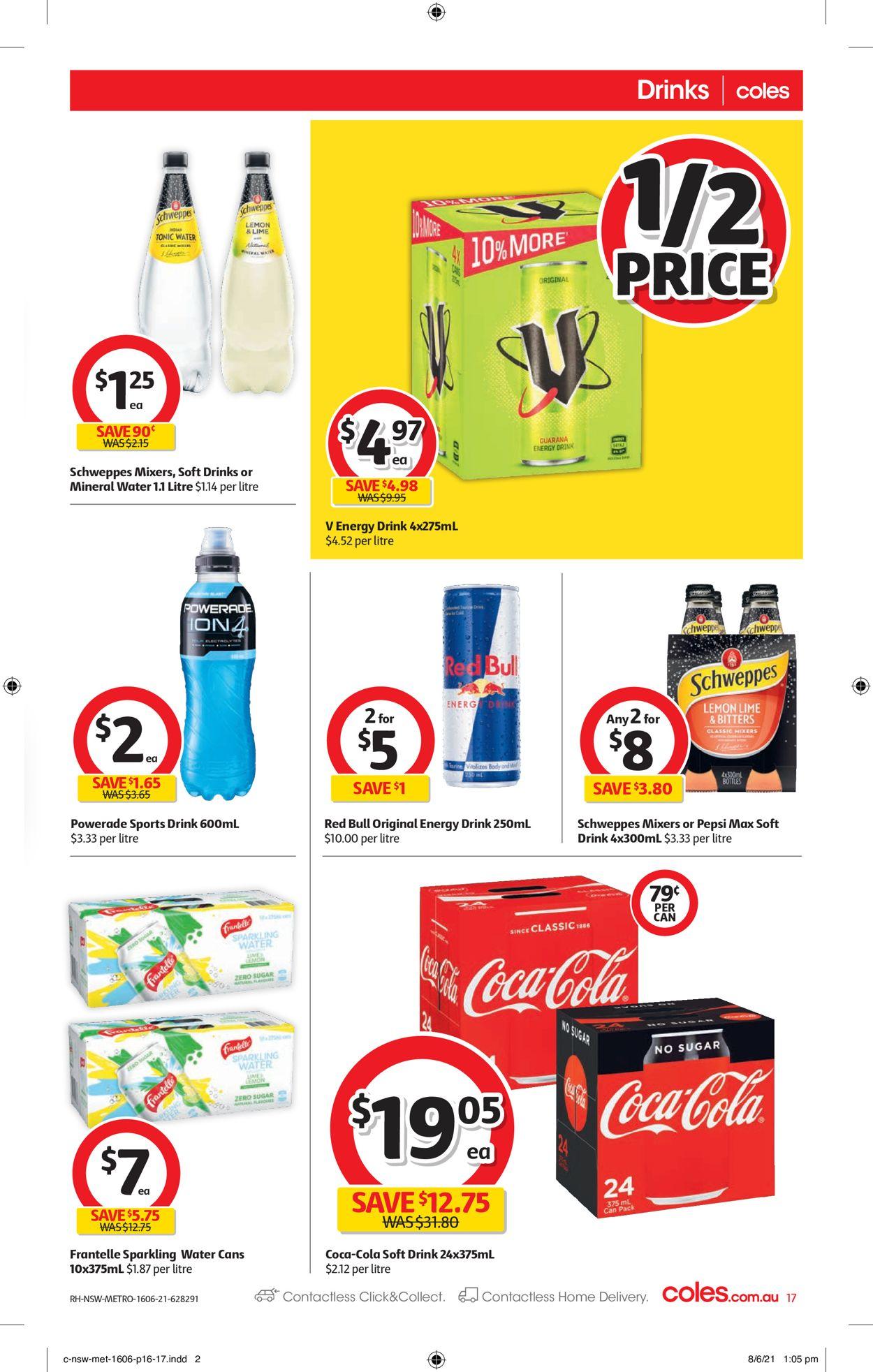 Coles Catalogue - 16/06-22/06/2021 (Page 17)
