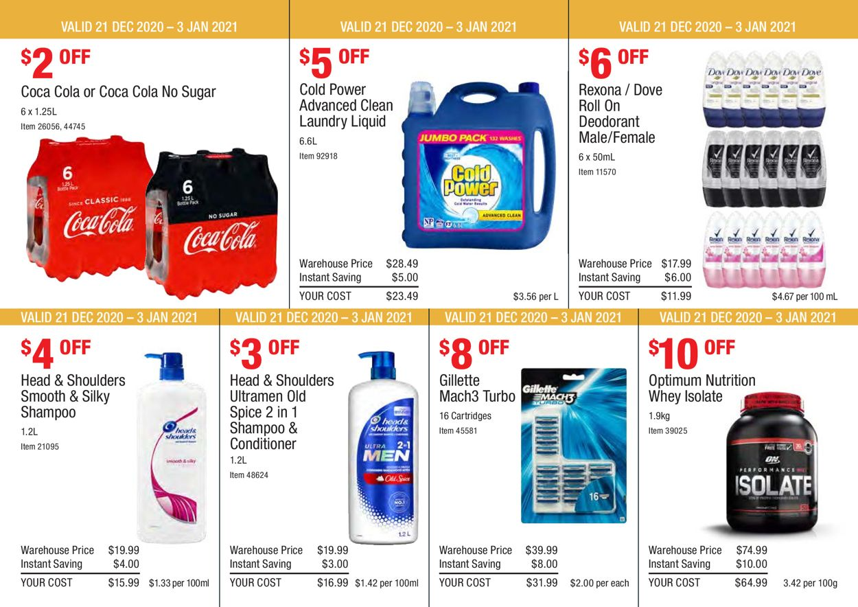 Costco Catalogue - 21/12-03/01/2021 (Page 8)