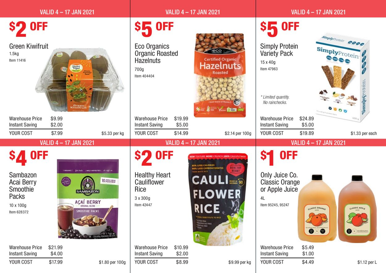 Costco Catalogue - 04/01-17/01/2021 (Page 2)