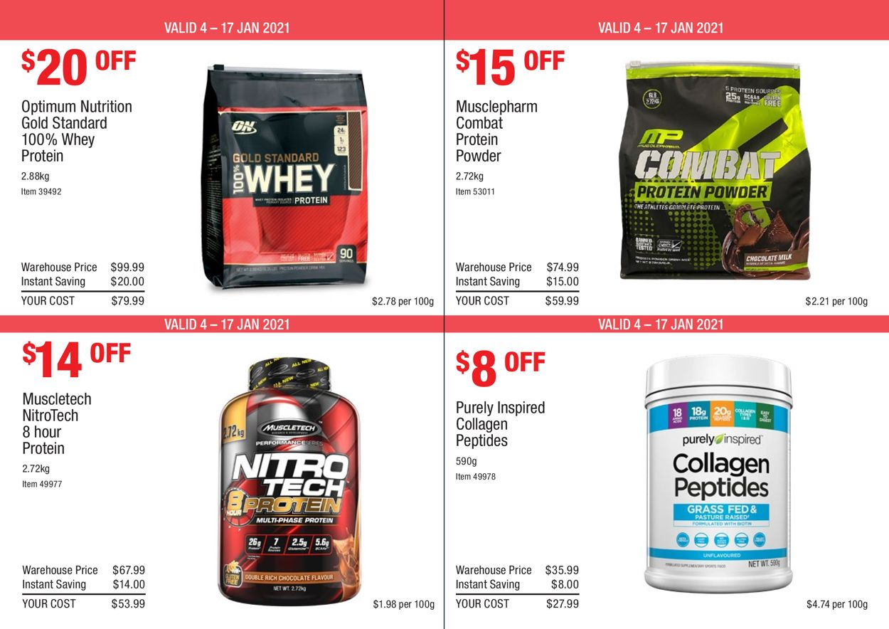 Costco Catalogue - 04/01-17/01/2021 (Page 3)