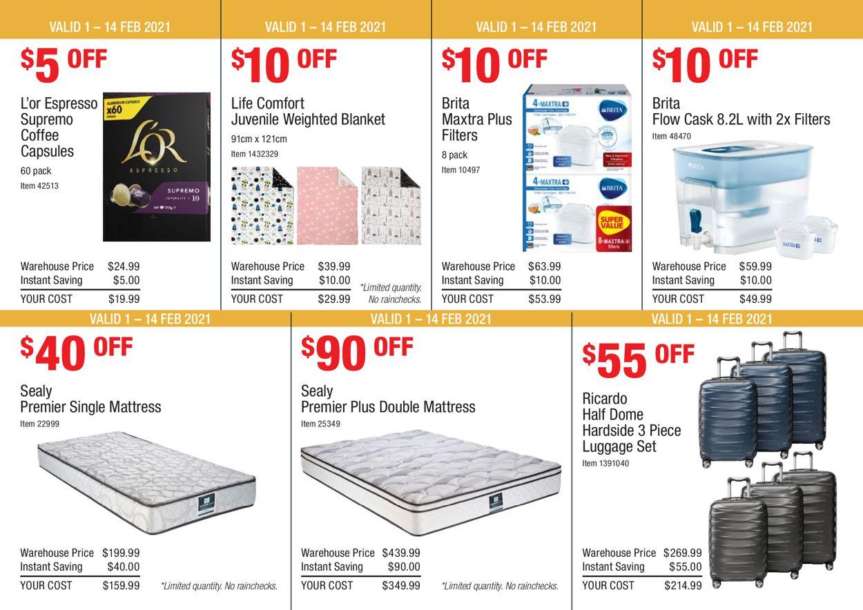 Costco Catalogue - 01/02-14/02/2021 (Page 5)