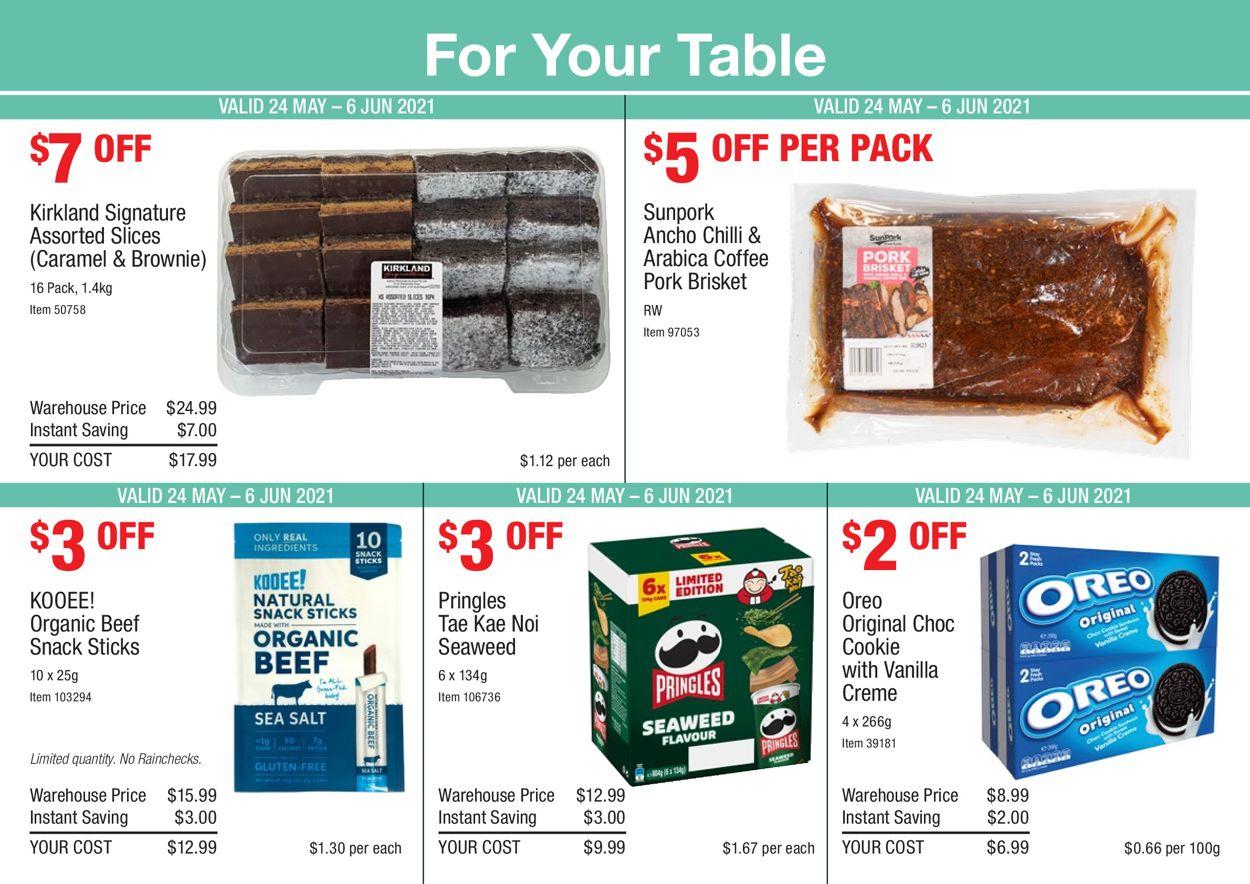 Costco Catalogue - 24/05-06/06/2021 (Page 4)
